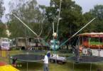 Obrázek atrakce Bungee trampolína