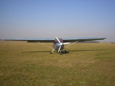 Fotografie atrakce Sportovní letadlo