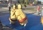 Obrázek atrakce Sumo ring