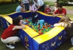 Obrázek atrakce Bazén s kuličkami