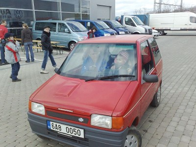 Fotografie atrakce Dětská autoškola