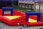 Obrázek atrakce Vodní hřište na fotbal a florbal