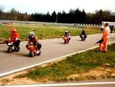 Fotografie atrakce Minibike
