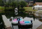 Obrázek atrakce Lodičky s motorkem Bumper Boats